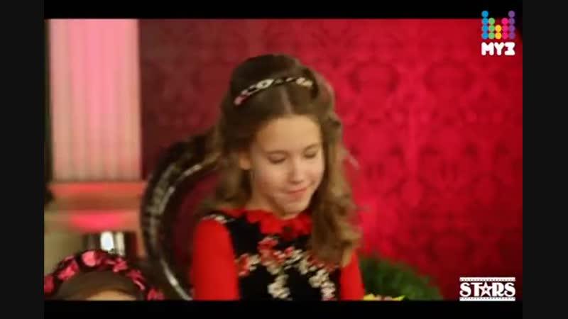 Детская десятка с Яной Рудковской 02 11 2014