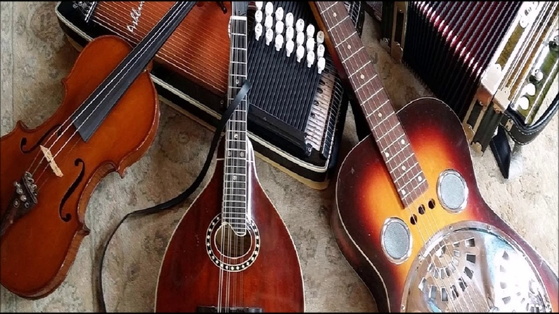 Americana music 2 - A two hour long compilation