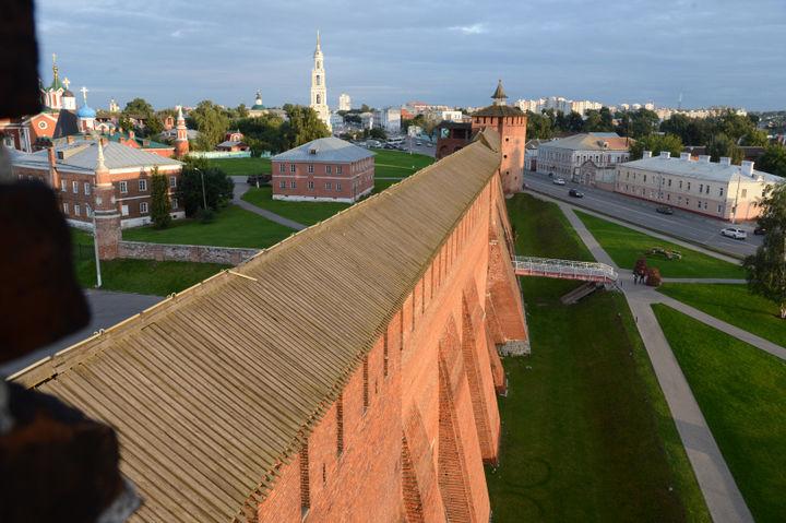 Коломенский кремль получил долгожданный статус