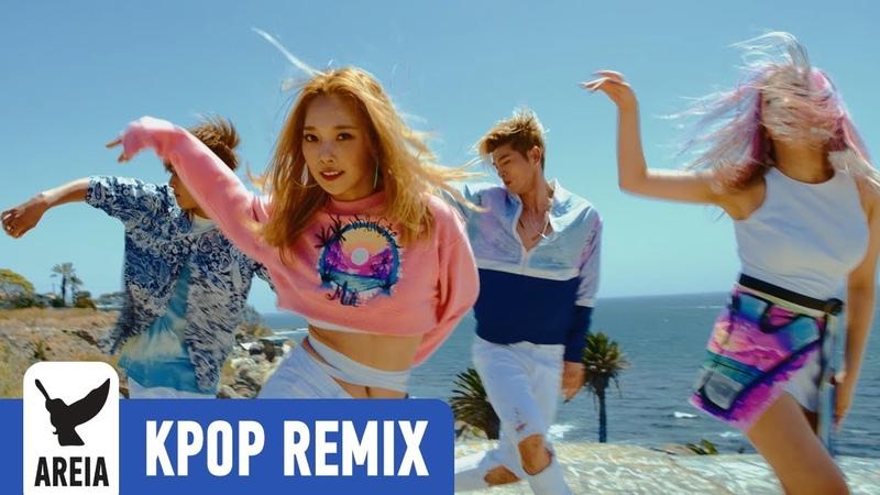 [KPOP REMIX] KARD - Hola Hola (Progressive Trance Remix)| Areia Kpop Fusion F42