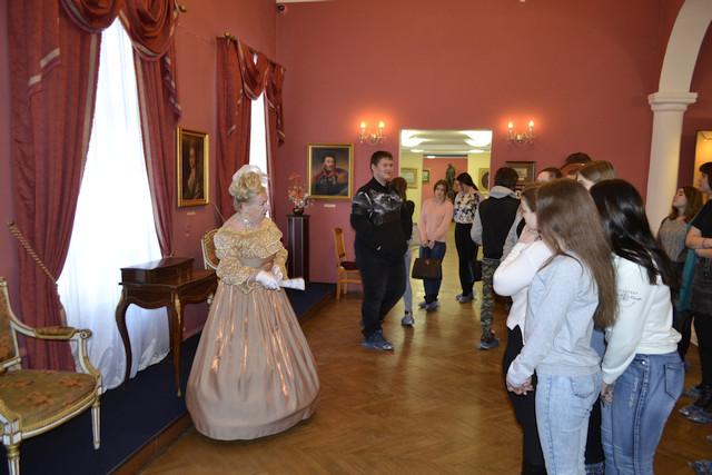 Экскурсия в музей Пушкина в Торжке