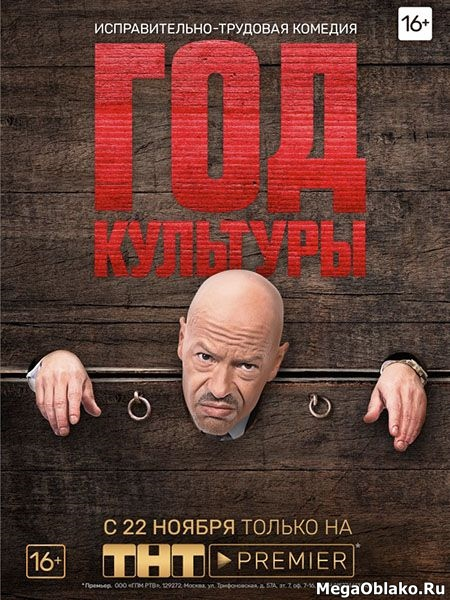 Год культуры (1-20 серии из 20) / 2018 / РУ / WEB-DLRip + WEB-DL (720p) + (1080p)