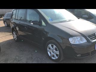 VW TOURAN купили для клієнта