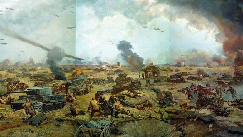 О битве на Курской дуге расскажут читателям библиотеки на 1-й Хуторской