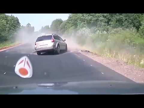 RUSYA ARAÇ KAMERASI KAZA KAYITLARI 12 (World Worst Drivers on Cars 2018 Russian Roads)