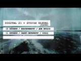10-11-12 октября - Digital 21 + Stefan Olsdal в России