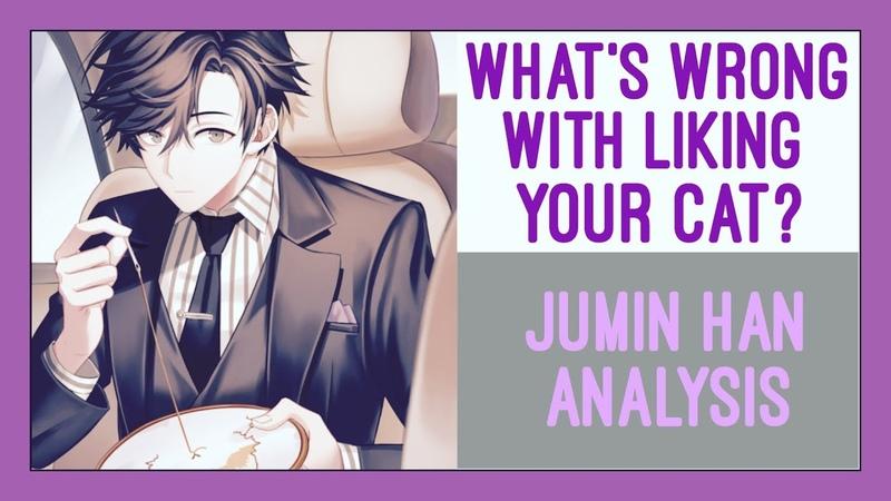 SAD TRUTH ABOUT JUMIN Jumin Han Character Analysis