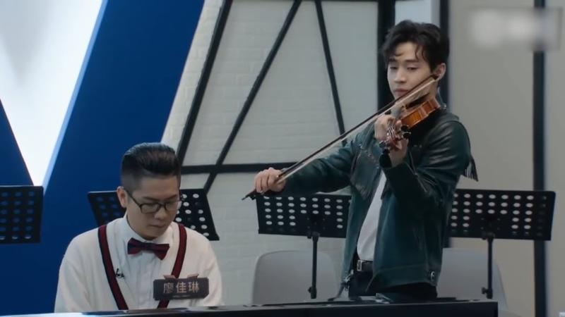 《声入人心》独家彩蛋:刘宪华一个人就是一支乐队!为成员亲自伴奏19981