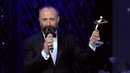 Halit Ergenç International Icon of the Year Lux Style Awards 2017 in Pakistan