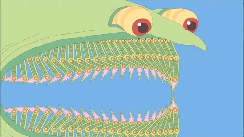 Marcos Feldick - The Elephant's Garden (Animation by Felix Colgrave)
