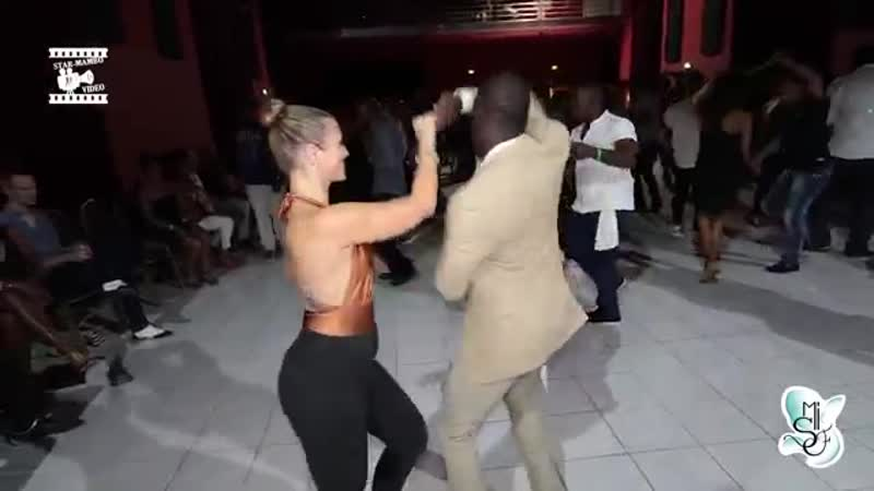 Salsa On2 - Mouaze and Sonia