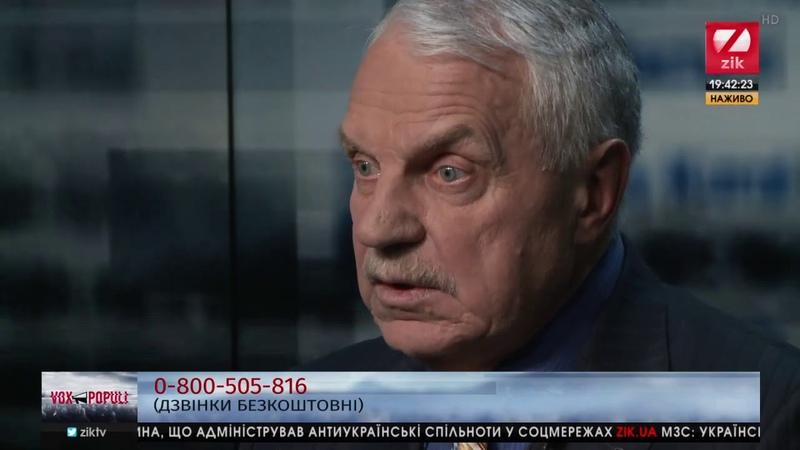 Омельченко запідозрив Тимошенко у співпраці з Путіним