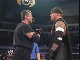 WWE.Survivor.Series.2003 - Buried Alive match - The Undertaker vs Vince McMaho