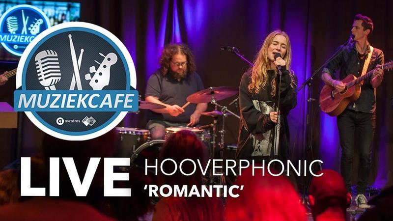 Hooverphonic - 'Romantic' live bij Muziekcafé