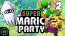 Megafruit Paradise Super Mario Party PART 2 Let's Play