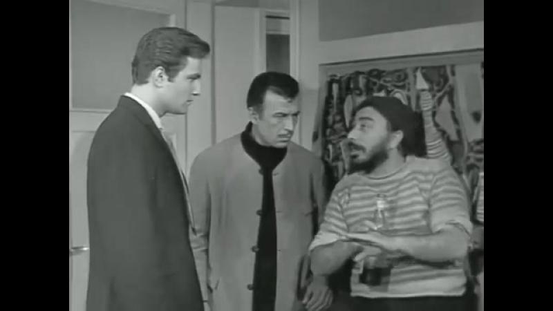 Üç Kardeşe Bir Gelin (1965)