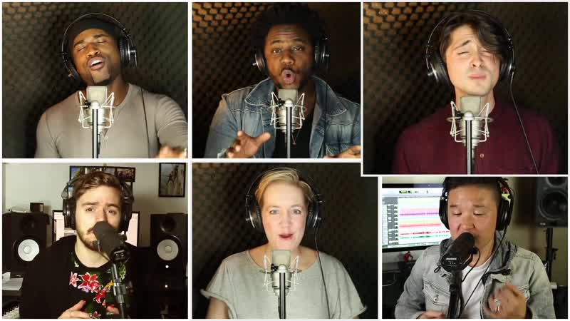 Bee Gees How Deep Is Your Love A Cappella Cover by Duwende