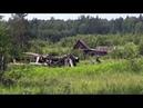 Заброшенная деревня Новая Трёка