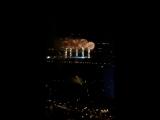 ВМоскве завершился фестиваль Круг света.Смотровая площадка Москва-Сити 89 этаж.