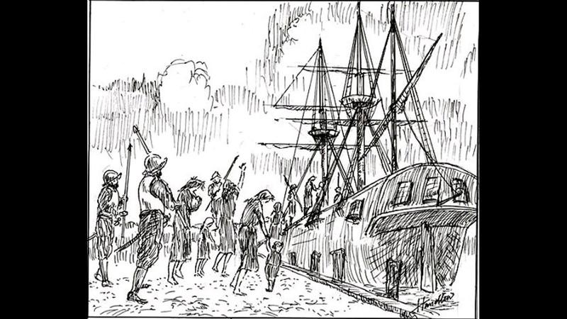 Забытая ирландская работорговля masterok