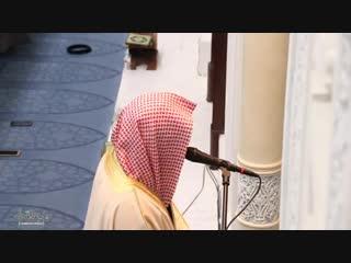سورة الملك بترتيل بديع ورائع للشيخ ناصر القطامي