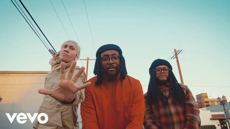 The Black Eyed Peas feat Esthero 4Ever ft и I Клип 2019 Блек энд пис