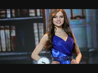 Пресс-конференция российских участниц конкурсов красоты