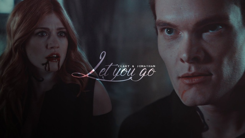 Clary Jonathan ➰ Let you go 3x11 SaveShadowhunters