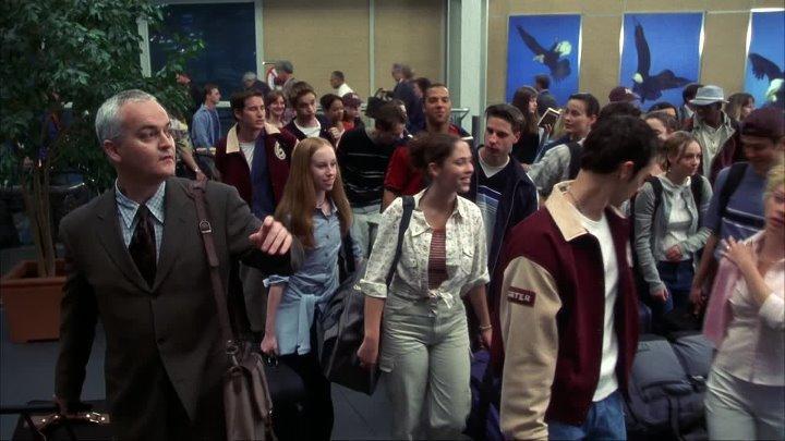 Пункт назначения (2000) - Ужасы, фантастика, триллер