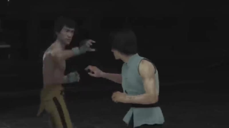 BRUCE LEE VS JACKIE CHAN and DONNIE YEN