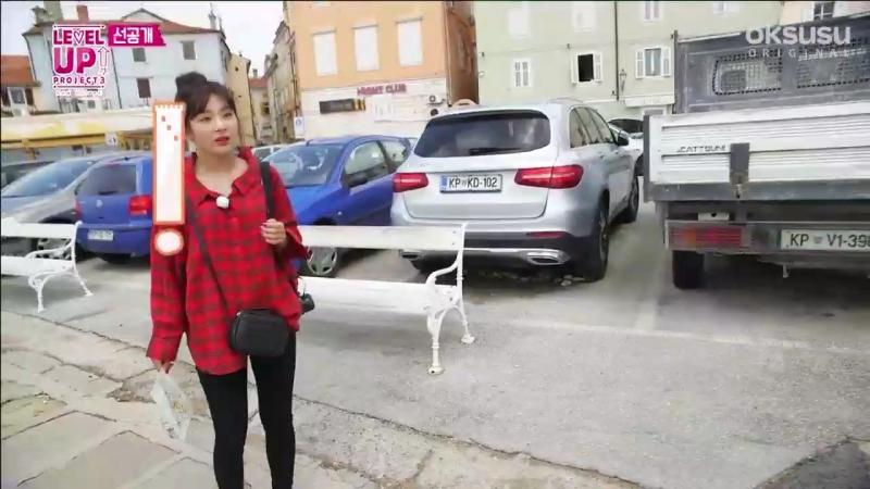 180922 Red Velvet @ Level Up Project Season 3 Unreleased Clip