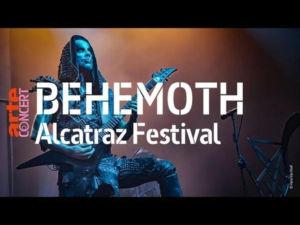 Behemoth Live @ Alcatraz Festival ARTE Concert