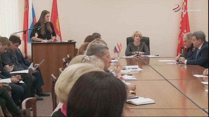 О работе с обращениями граждан говорили на оперативном совещании