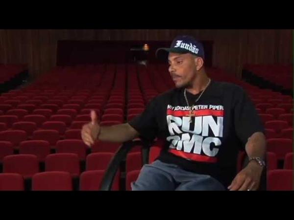 Documentario Hip Hop a voz da periferia