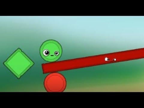 Игра Удалить Красный БЛОК ♦️ Remove Red Block Cartoon Game 15 Мультик
