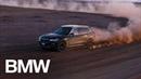 Nuova BMW X5 nel Sahara: il Circuito di Monza ricostruito nel deserto.