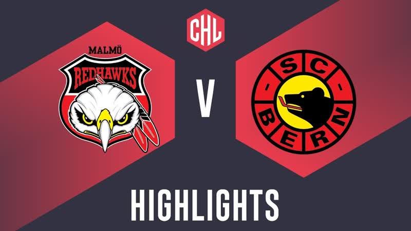 Highlights Malmö Redhawks vs. SC Bern
