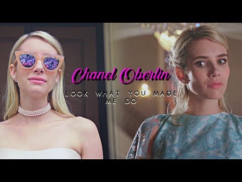 ► Chanel Oberlin | Look what you made me do