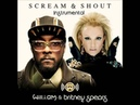 Will.I.Am Feat. Britney Spears - Scream Shout Instrumental