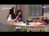 180601 Seulgi (Red Velvet) @ jTBC4 'Secret Unnie' Ep.5 (рус.саб)