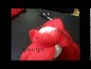 양모로올림머리 아미 컨츄리인형무료강좌Country Doll 66