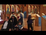 Divine Liturgy St. Innocent church Anchorage