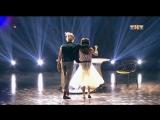 Танцы: Ильдар Гайнутдинов и Настя Джуркина