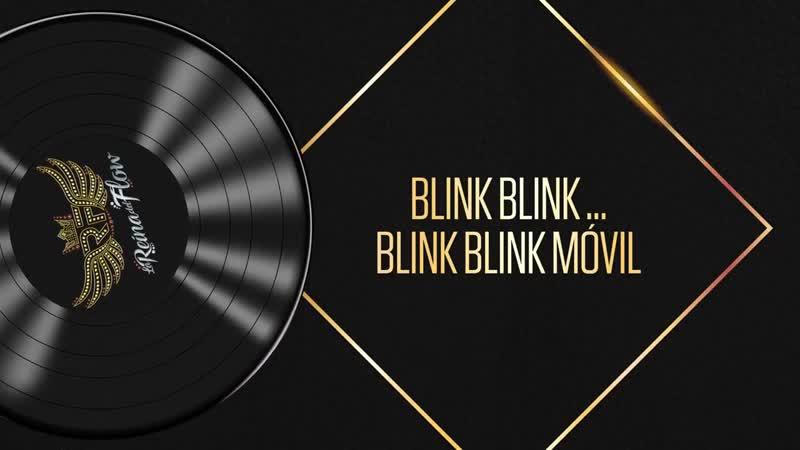 Blink Blink móvil - Erik (David Botero) La Reina del Flow 🎶 Canción oficial - Letra Caracol TV
