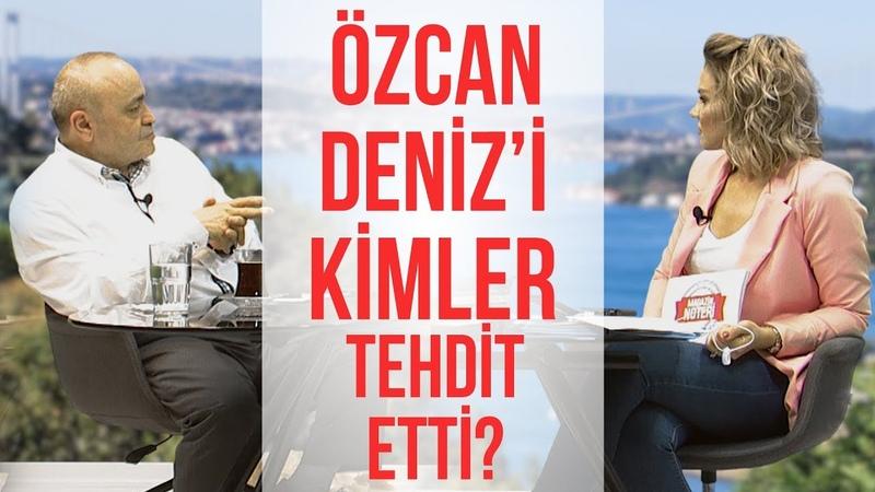 Özcan Deni̇z'i̇n Olaylı İsrai̇l Konseri̇ Gerçekleşti̇   Magazin Noteri 23. Bölüm