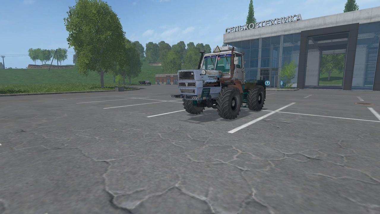 ТРАКТОР Т 150К V 1.0