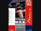 F1 1991. 01. Гран-При США, гонка