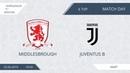 AFL19. Euroleague. Division C. ZAO/CAO. Day 6. Middlesbrough - Juventus-B