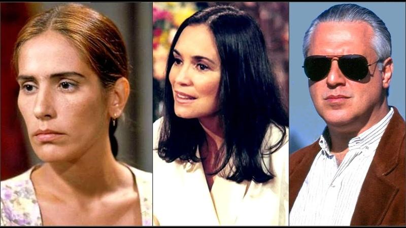 Как изменились актеры бразильских сериалов 90 х Тогда и сейчас