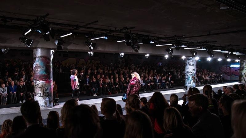Marc Cain FASHION SHOW Fall/Winter 2018 at the Fashion Week Berlin